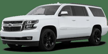Chevrolet Suburban LT 4WD