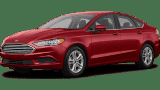 2018 Ford Fusion in Bossier City, LA 1