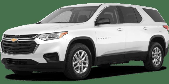 2021 Chevrolet Traverse Prices Incentives Truecar
