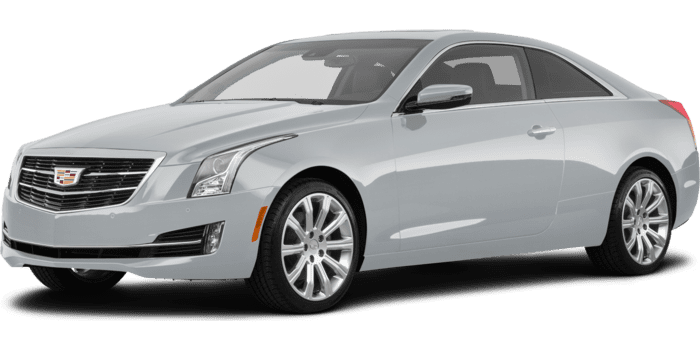 2019 Cadillac ATS Luxury Coupe 2.0T RWD