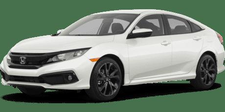 Honda Civic Sport Sedan CVT
