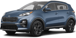 2020 Kia Sportage in New Braunfels, TX