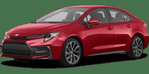 2020 Toyota Corolla in Evansville, IN