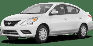 2019 Nissan Versa Prices