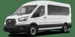 2020 Ford Transit Passenger Wagon Prices