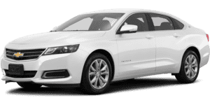 2019 Chevrolet Impala Prices