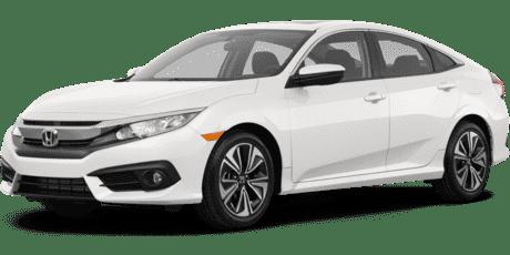 Honda Civic EX-L Sedan CVT