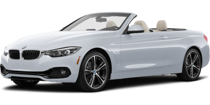 BMW 4 Series 430i Convertible RWD