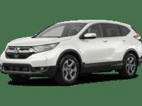 2018 Honda CR-V Reviews