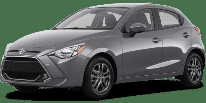 2020 Toyota Yaris LE Hatchback Automatic