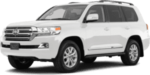 2018 Toyota Land Cruiser Prices