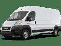 2018 Ram ProMaster Cargo Van Reviews