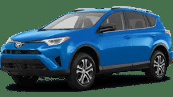 2017 Toyota RAV4 in Bossier City, LA 1