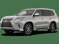 2017 Lexus LX Reviews