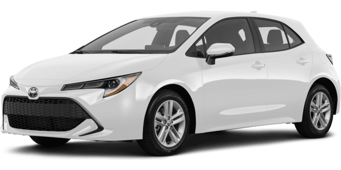 2019 Toyota Corolla Hatchback Prices Reviews Incentives