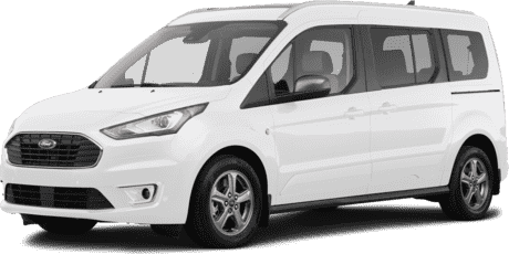 Ford Transit Connect Wagon Titanium with Rear Liftgate LWB