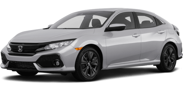 2019 Honda Civic EX Hatchback CVT