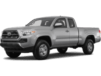 2017 Toyota Tacoma Reviews