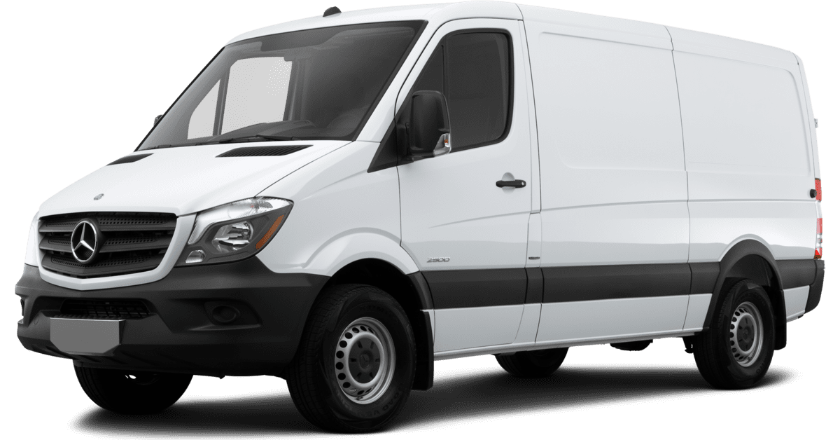 2019 Mercedes-Benz Sprinter Cargo Van Prices, Reviews