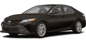 2020 Toyota Camry in Hollywood, FL