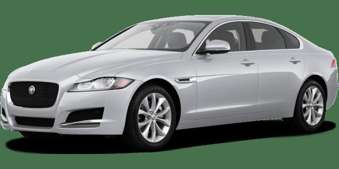 2019 Jaguar XF Premium Sedan 20d RWD