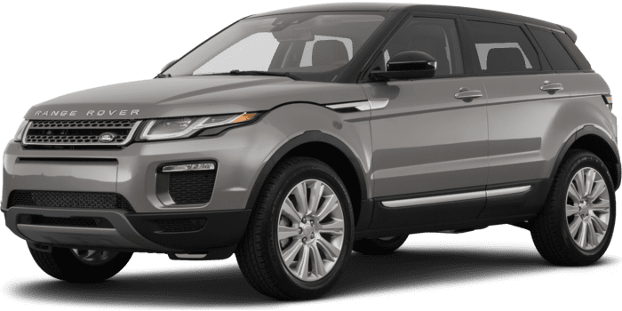 2019 Land Rover Range Rover Evoque Prices Incentives Dealers