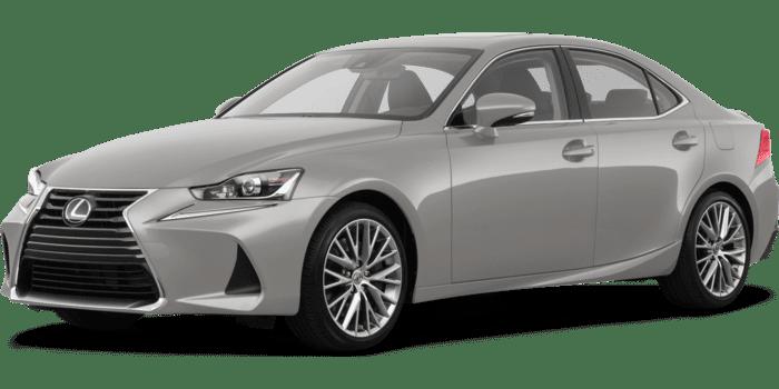 (427) 2018 Lexus IS