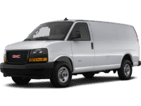 2017 GMC Savana Cargo Van Reviews