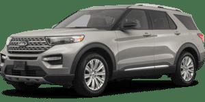 2020 Ford Explorer in Auburn, ME