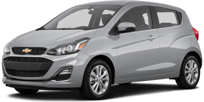 2020 Chevrolet Spark ACTIV Manual