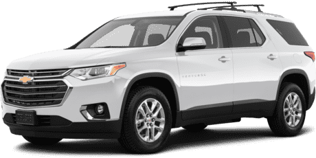Chevrolet Traverse RS with 2LT AWD