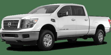 Nissan Titan XD SV Crew Cab Gas 4WD