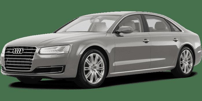 2017 Audi A8 L