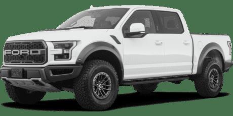 Ford F-150 Raptor SuperCab 5.5' Box 4WD