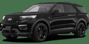 2020 Ford Explorer in Denton, MD