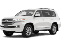 2018 Toyota Land Cruiser Reviews