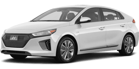 Hyundai Ioniq Hybrid Limited