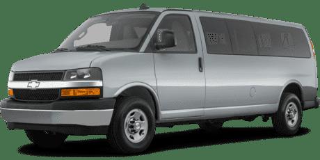 Chevrolet Express Passenger 3500 LS LWB