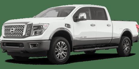 Nissan Titan XD Platinum Reserve Diesel Crew Cab 4WD