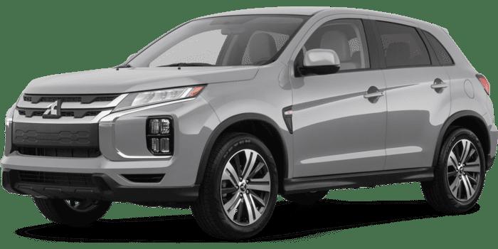 2020 Mitsubishi Outlander Sport Silver