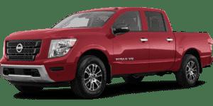 2020 Nissan Titan in New Braunfels, TX