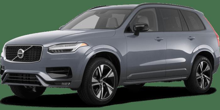 2020 Volvo XC90 T6 R-Design 7 Passenger AWD