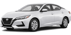 2020 Nissan Sentra in Weatherford, TX