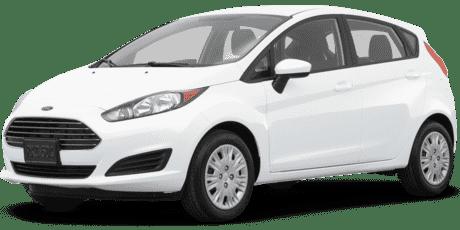 Ford Fiesta Titanium Hatch