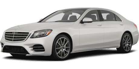 Mercedes-Benz S-Class S 560 4MATIC Sedan