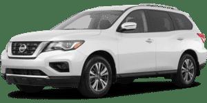 2020 Nissan Pathfinder in Nashua, NH