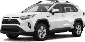 2020 Toyota RAV4 in Westborough, MA