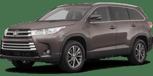 2019 Toyota Highlander in Lexington, MA