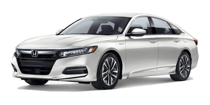 2019 Honda Accord Hybrid Ex L