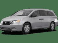 2017 Honda Odyssey Reviews